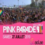 PINK PARADE LE SAMEDI 27 JUILLET 2019 À NICE